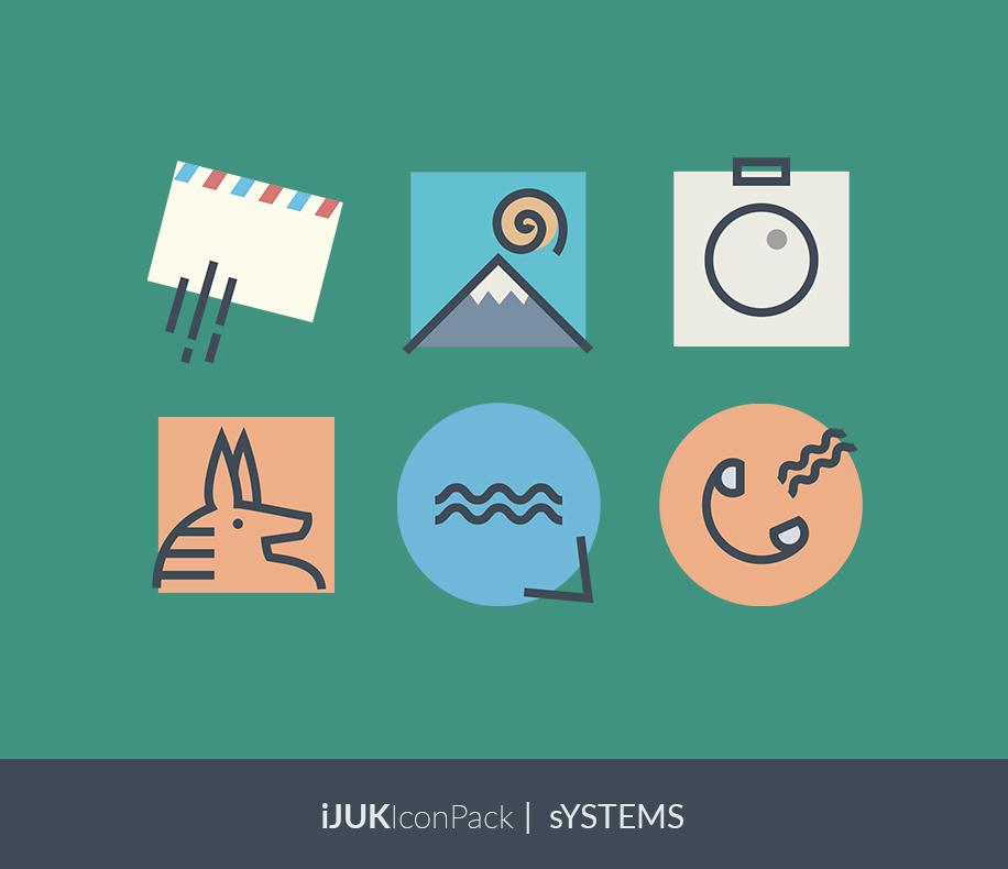 iJUK iCON pACK Screenshot 1