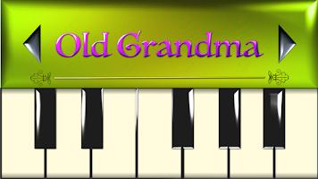 Screenshot of Fart Piano