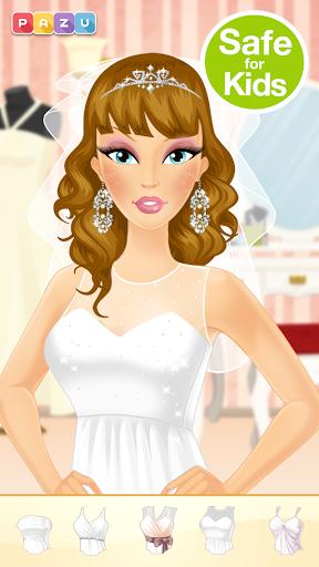 Wedding Makeup Girls screenshot 1
