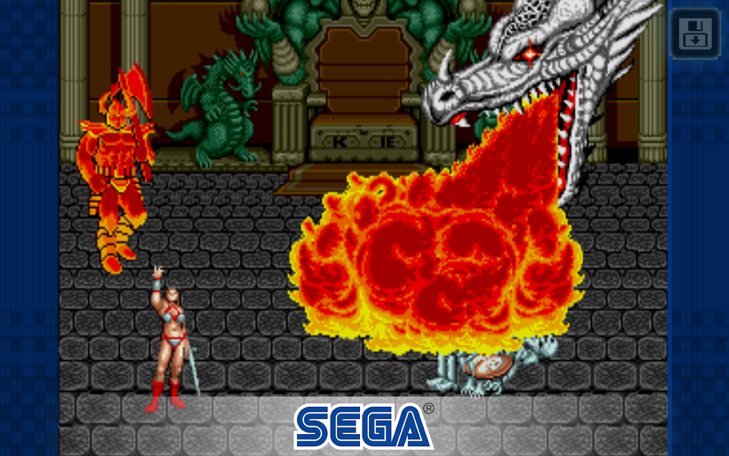 Golden Axe Classic Screenshot 7