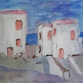Emigraciji? by Vanja Škrobica - Painting All Painting