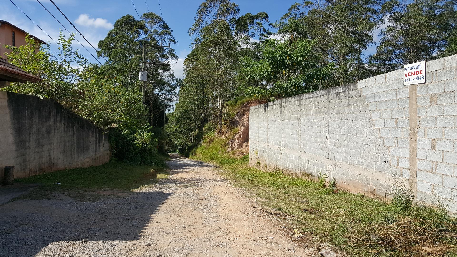 Terreno à Venda - Jardim Santa Paula