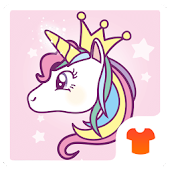 16.  Cartoon Theme - Cute Unicorn