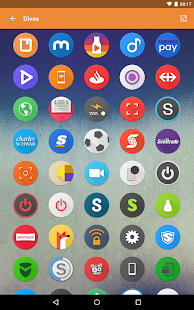 Dives - Icon Pack- screenshot thumbnail