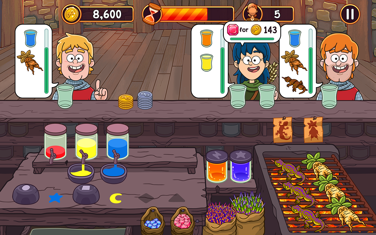Potion Punch Screenshot 5