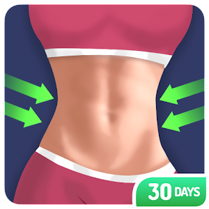 Abs Workout - 30 Days Fitness App for Six Pack Abs For PC / Windows 7/8/10 / Mac – Free Download
