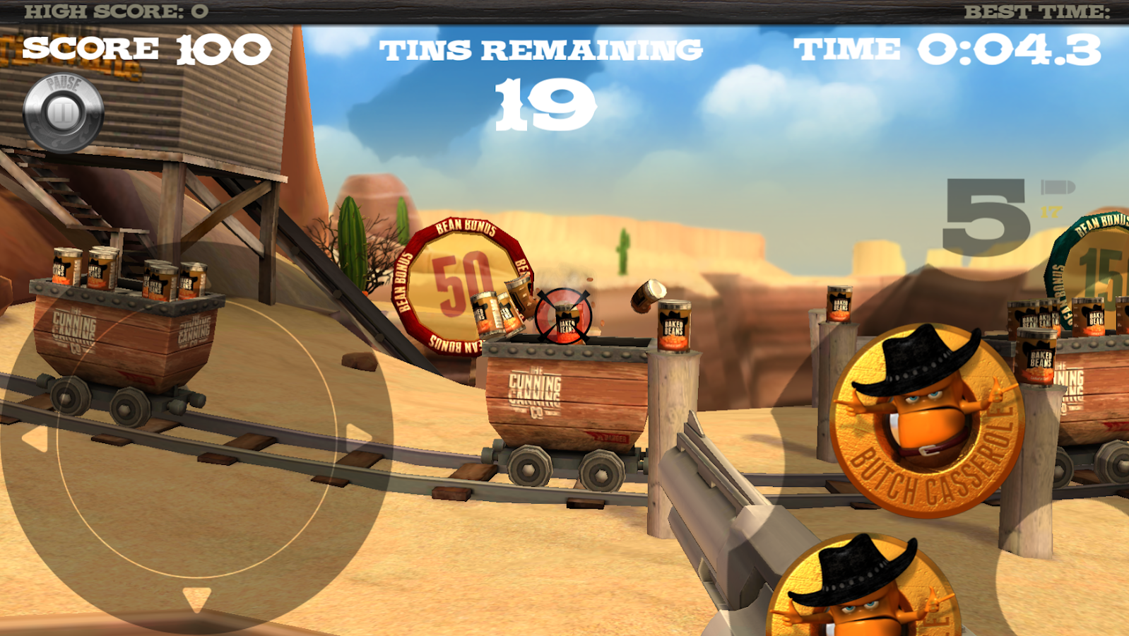 Far Tin Bandits Screenshot 1