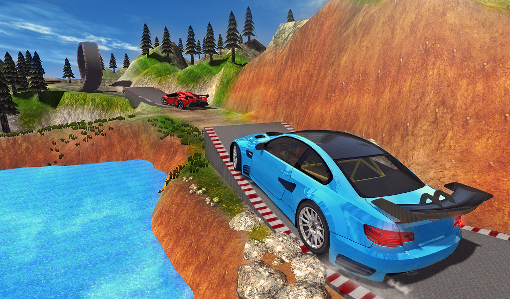 Car Stunts Driver 3D Screenshot 2