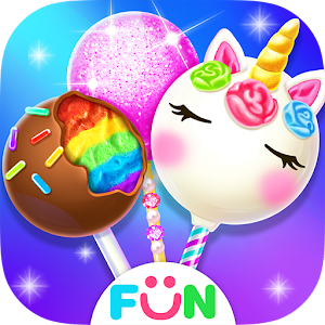 Unicorn Cake Pop Maker–Baking Games For PC (Windows & MAC)