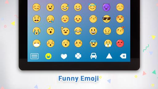 Emoji Keyboard- GIF, Emotions