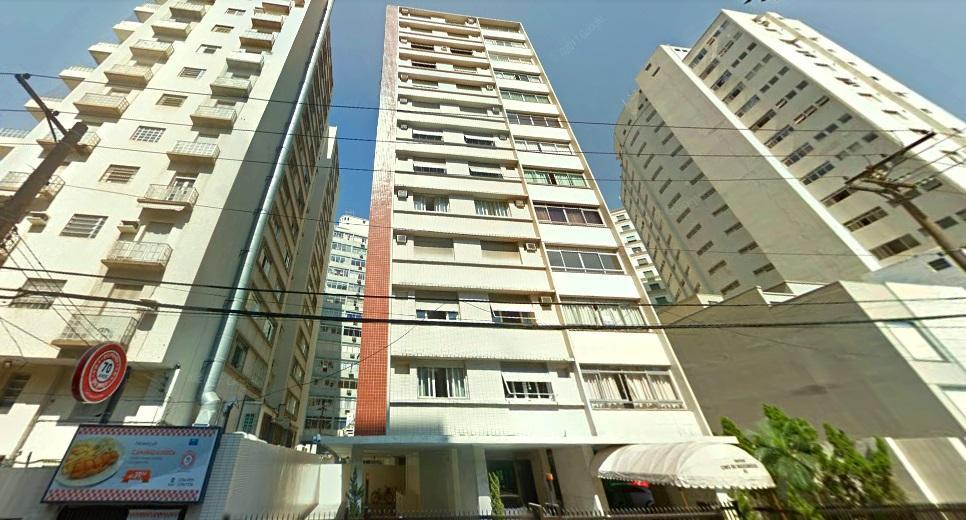 Apartamento Residencial para Locação, Gonzaga, Santos - AP11142.