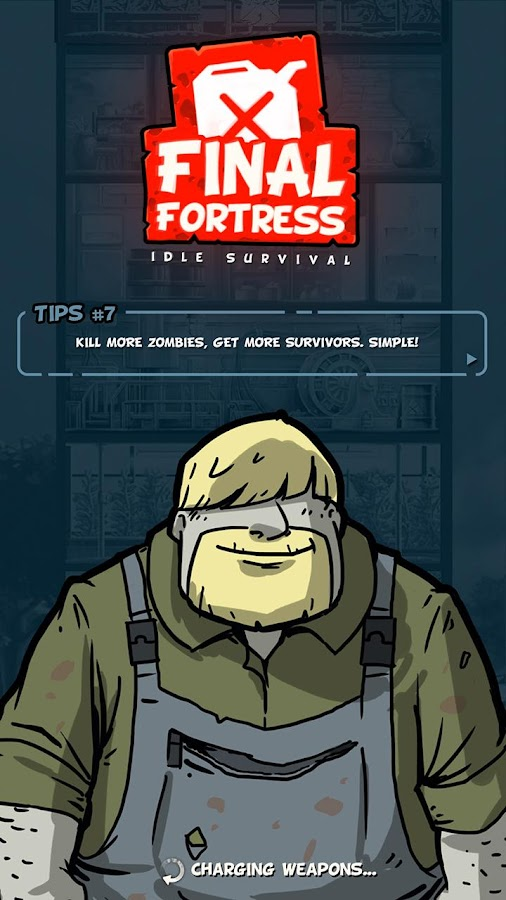 Final Fortress - Idle Survival Screenshot 8