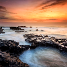 Mengening by Raung Binaia - Landscapes Beaches