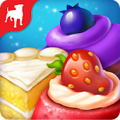 Game Crazy Cake Swap version 2015 APK