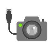 DSLR Control + Remote Control for Cameras Tethered Icon