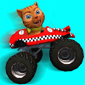 Cat Race Car Extreme Driving APK for Lenovo