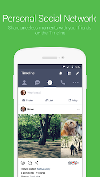 LINE: Free Calls & Messages APK screenshot thumbnail 5