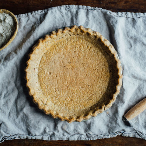Gluten- and Dairy-Free Pie Crust