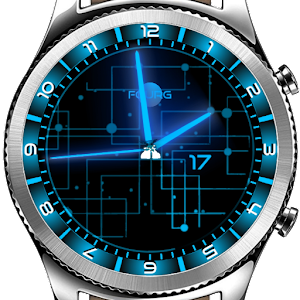 Neon Watch Face for WatchMaker