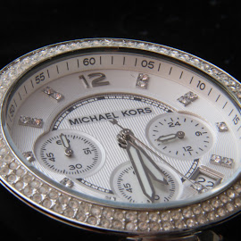 The Clock by Mario Horvat - Artistic Objects Jewelry ( luxury, time, technology, metal, clockwise, elegance, chrome, clock face, instrument of time, hand wach, dial, equipment, jewelry, minute hand, accuracy, female watch )