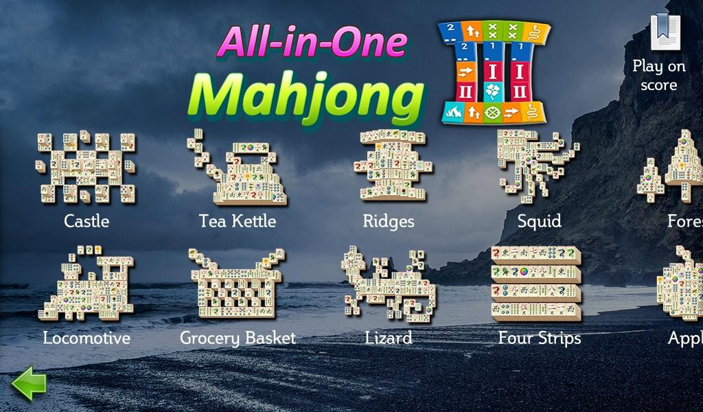 All-in-One Mahjong 3 Screenshot 6