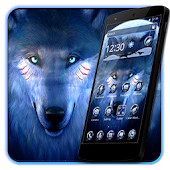 App Black Cool Wolf King Theme APK for Windows Phone