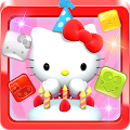 Game Hello Kitty Jewel Town Match 3 APK for Kindle