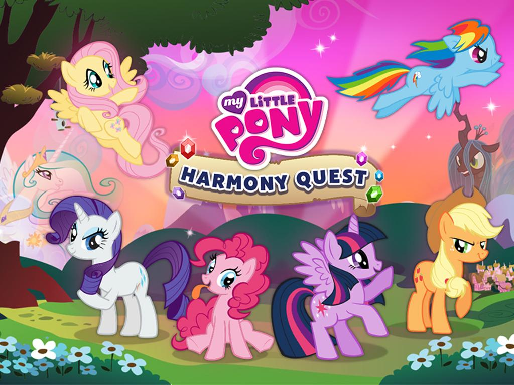 My Little Pony: Harmony Quest Screenshot 0