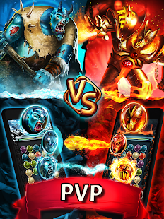 Game Magic Heroes 3D: PvP RPG game. Warriors & dragons! apk for kindle fire