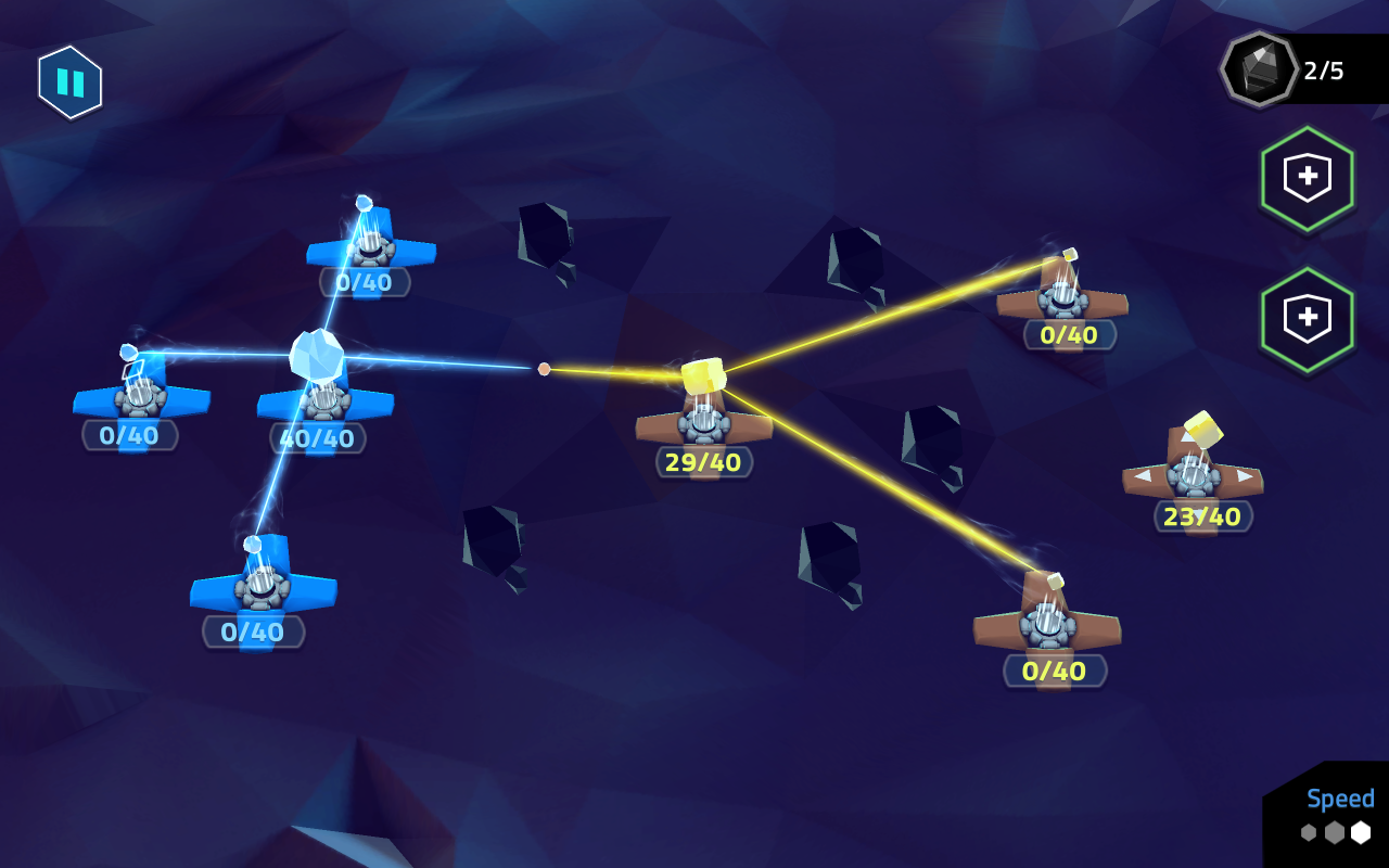 NeoWars tactic domination RTS Screenshot 6