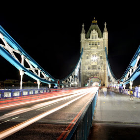Towerbridge by Rob Colclough - Buildings & Architecture Bridges & Suspended Structures