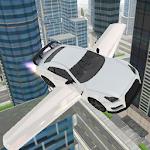 Flying Car Sim Icon