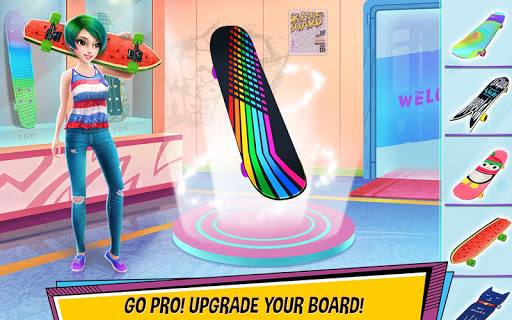 City Skater - Rule the Skate Park! For PC