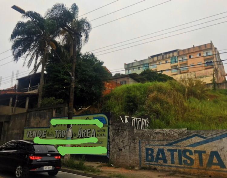Terreno Vila América Santo André