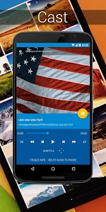 LocalCast for Chromecast/DLNA- screenshot thumbnail