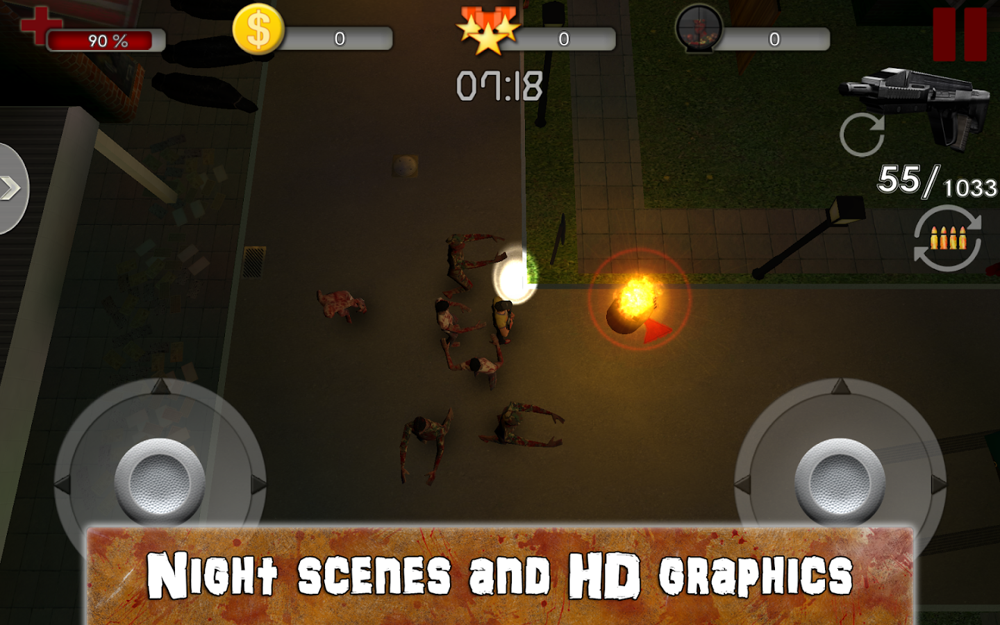 World of Zombies Screenshot 7