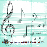 Zara Larsson FREE SONG LYRICS APK Image