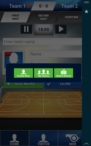 Play By Play Basketball APK