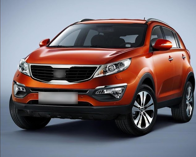 Wallpapers Kia Sportage APK