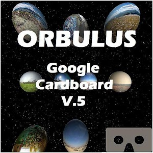 Orbulus, for Cardboard VR for Android