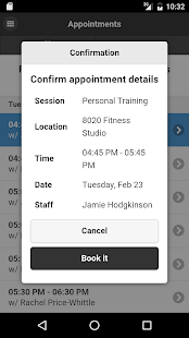 8020 Fitness Studio - screenshot