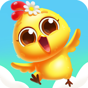 Chicken Splash 2 - Collect Eggs & Feed Babies For PC (Windows & MAC)