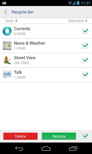 System app uninstaller screenshot 3