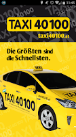 Screenshot of Taxi 40100