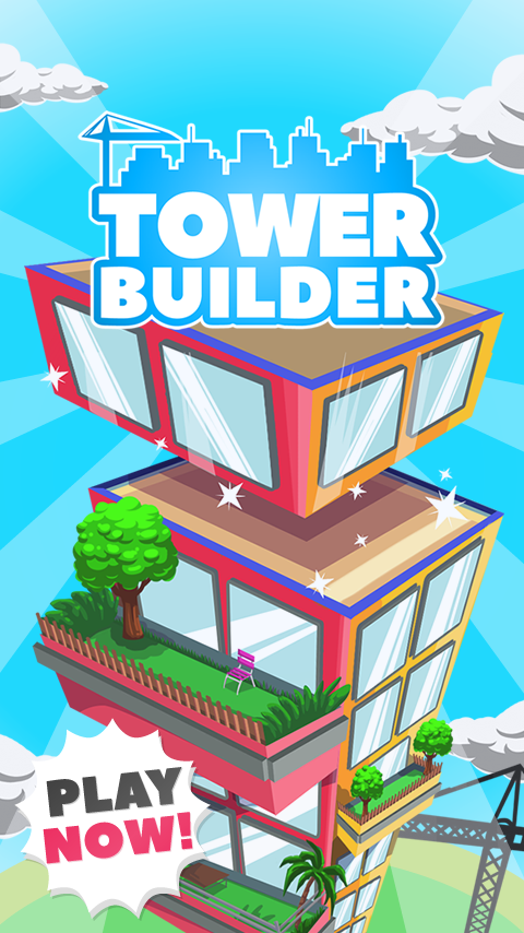 TOWER BUILDER: BUILD IT Screenshot 0