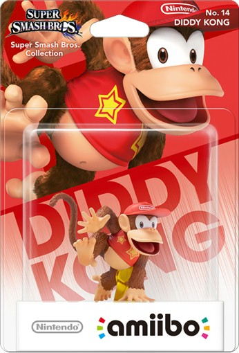 Diddy Kong packaged (thumbnail) - Super Smash Bros. series