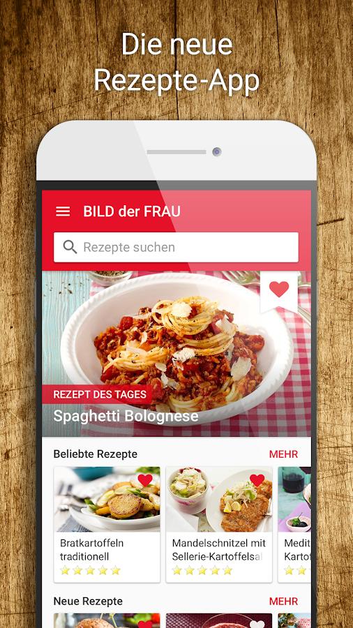 Rezepte ♥ BILD DER FRAU android apps download