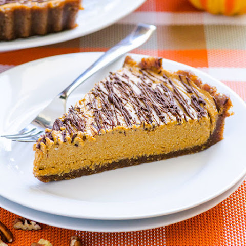 Clean No Bake Pumpkin Pie