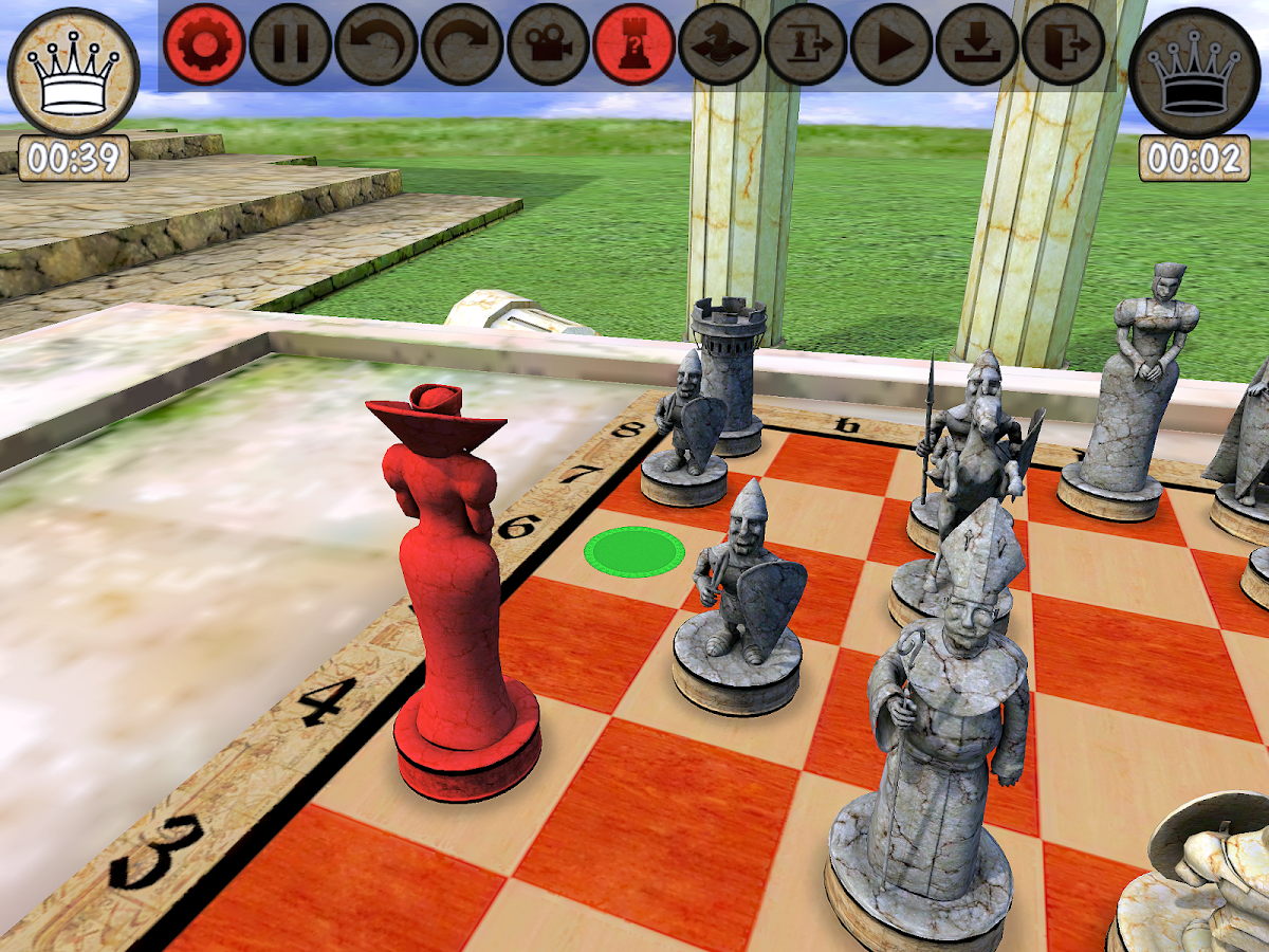 Warrior Chess Screenshot 14
