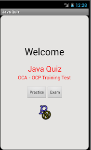 Java Quiz - screenshot
